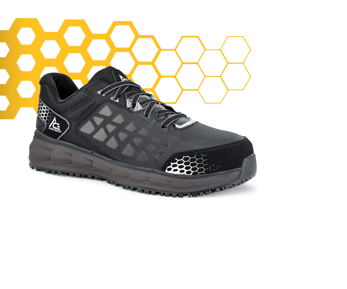Slip Resistant Shoes, Work Shoes, Boots