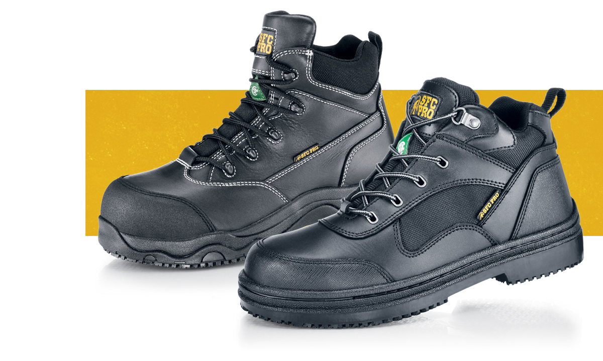 So grab the work boots you can wear all day long to keep you going safe and strong.