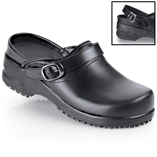 sport clog black s anti slip clogs shoes for