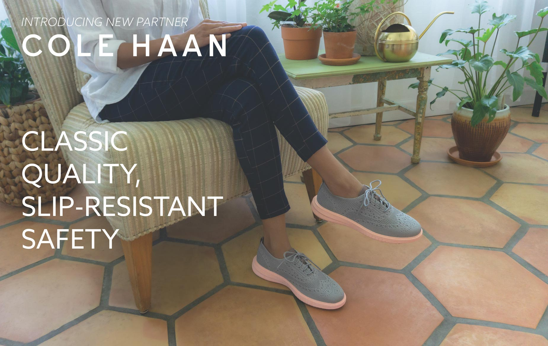 Cole Haan: Classic Quality, Slip-Resistant Safety
