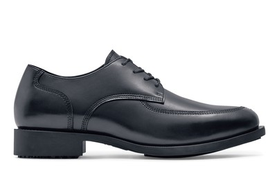 f96076cd535 Aristocrat II - Black   Men s - Slip Resistant Dress Shoes - SFC - Shoes For