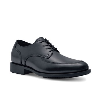 Aristocrat II - Black / Men's - Slip Resistant Dress Shoes - Shoes For Crews