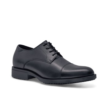 Senator - Black / Men's - No Slip Dress Shoes, Safety Shoes - Shoes For Crews