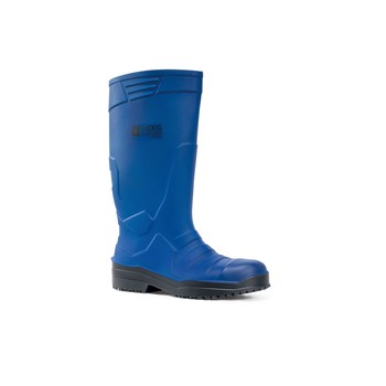 Sentinel - Blue / Men's - Tall, Waterproof Slip-Resistant Boots - Shoes For Crews