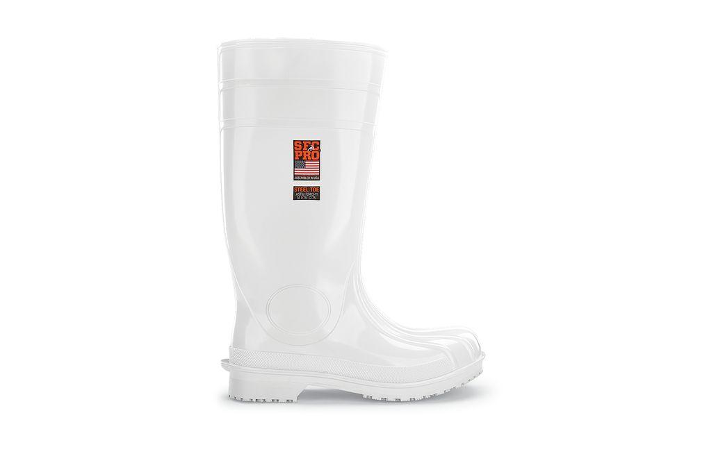 318a973d4b3 Guardian IV - Steel Toe - White
