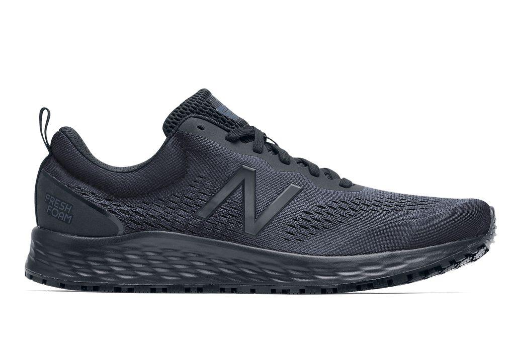 New Balance Arishi V3: Men's Black Slip-Resistant Shoes | Shoes ...