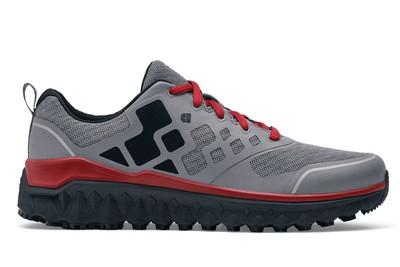 f030e1b4f804 Bridgetown  Men s Gray   Black Athletic Non-Slip Work Shoes