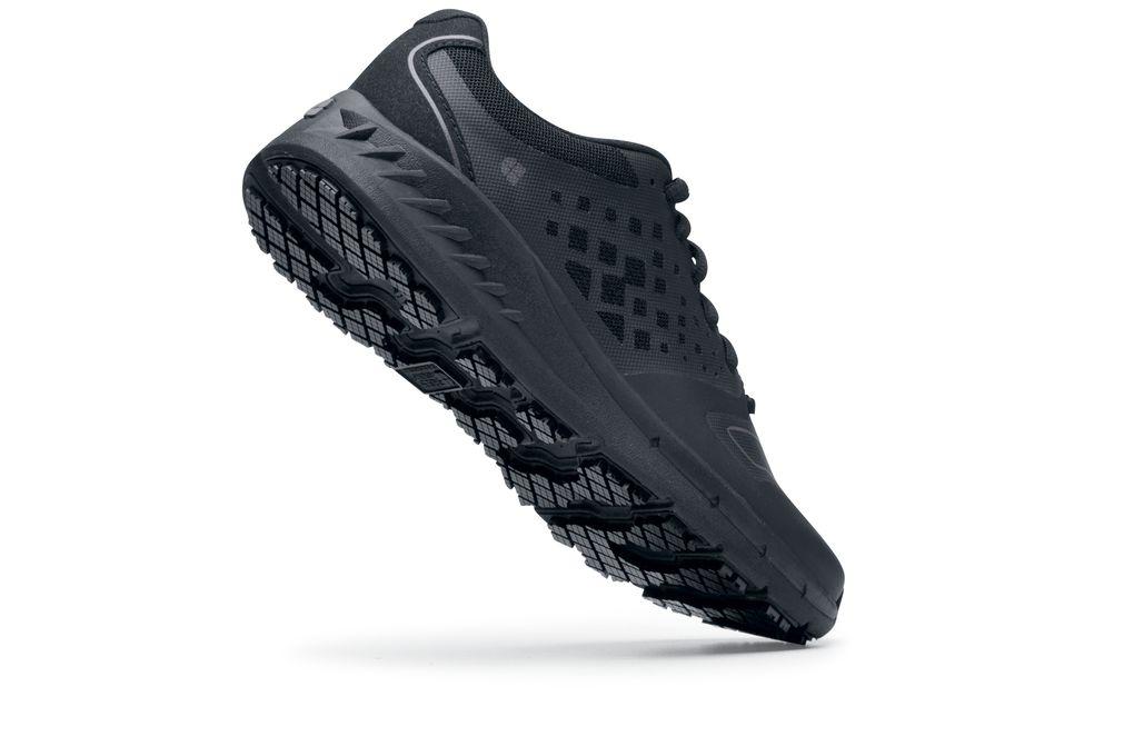 Flair - Black / Women's - Lightweight Non-Slip Athletic Women's Shoe - Shoes  For