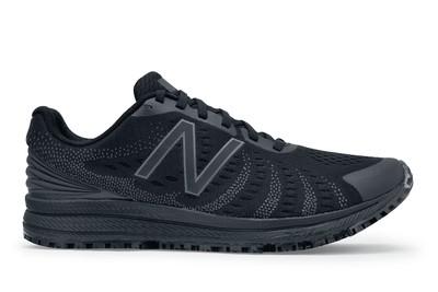 best service 65962 d72dc New Balance Rush v3 - Black - Men s Athletic Non-Slip Work Shoes - Shoes
