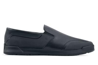 talon ii black / men's  slip resistant shoes for men