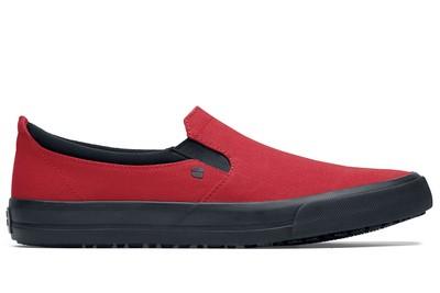 Men S Slip Resistant Work Shoes Clogs Boots Shoes For Crews