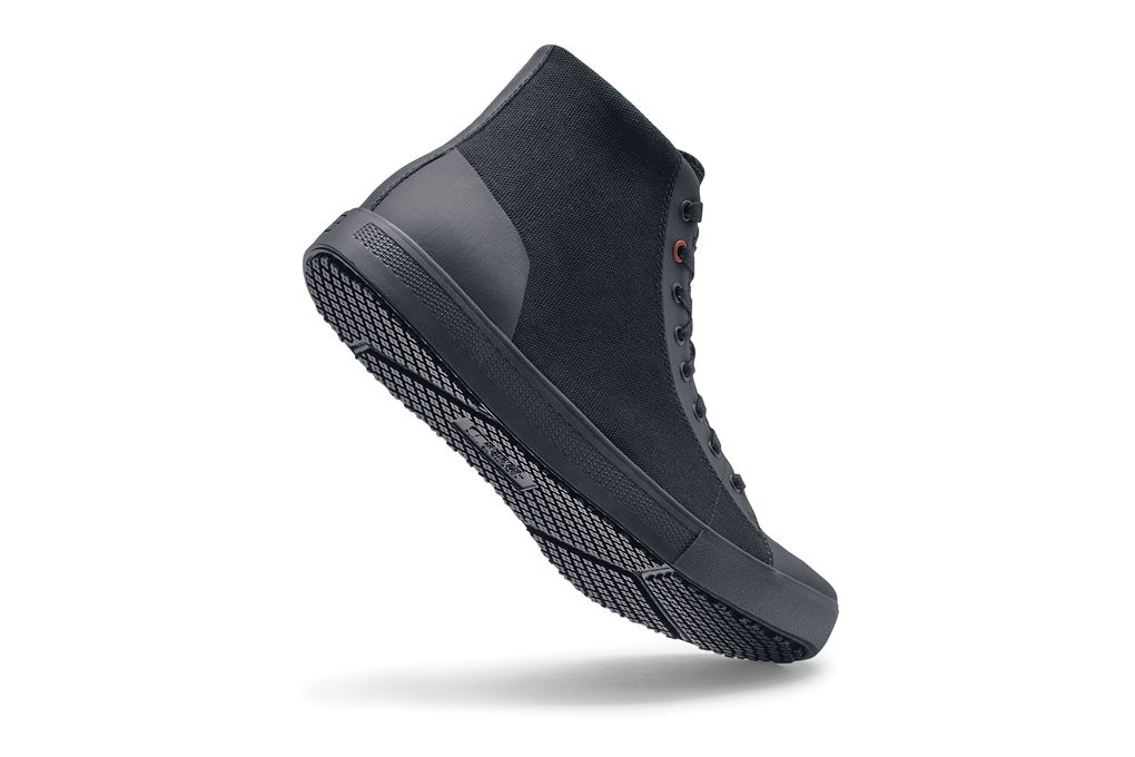 Cheap Black Non Slip Work Shoes