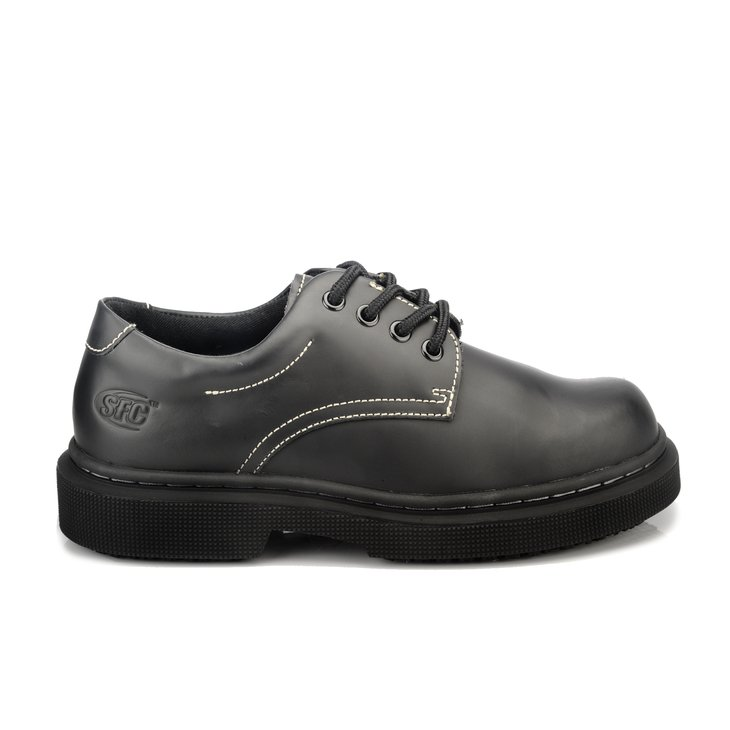 ii black s non slip work shoes for