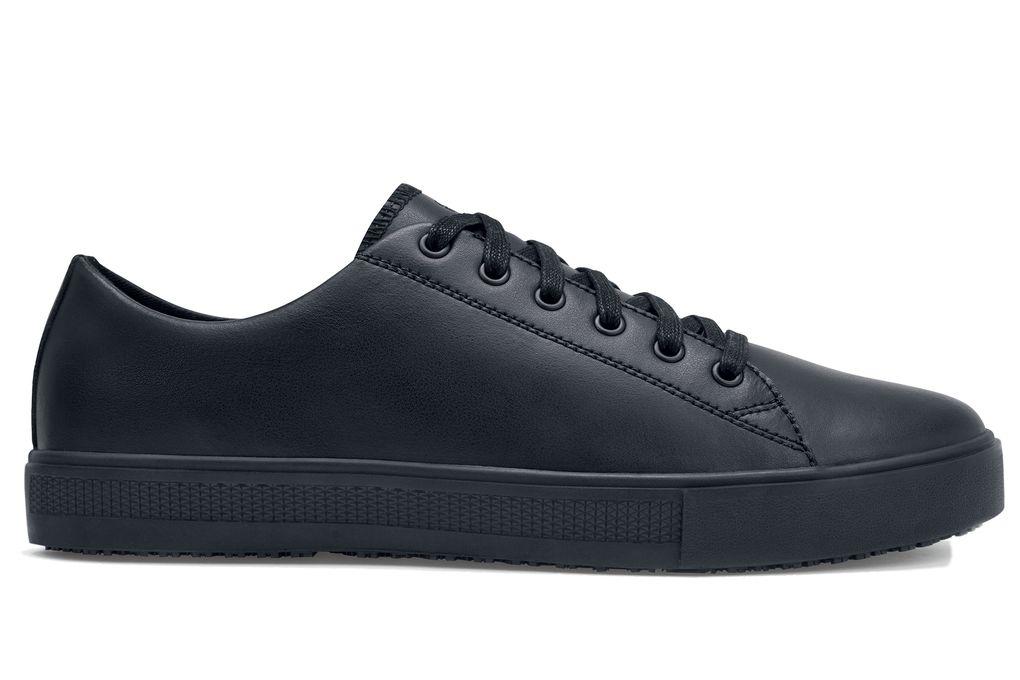 2160d0999eb Old School Low-Rider IV  Men s Black Slip-Resistant Shoes