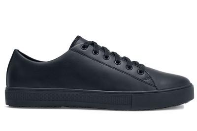 3a8ebc553f8e Old School Low-Rider IV  Men s Black Slip-Resistant Shoes