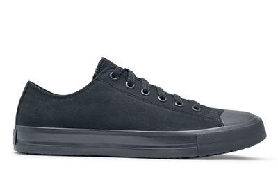talon  black / men's  non skid casual shoes  shoes for