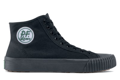 PF Flyers Sandlot Center HI - Canvas Casual High-Top Non-Slip Work Shoes d9543c9ec4bd