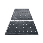MightyMat!® Interlocking Mid Piece - Slip Resistant Mat - Shoes for Crews