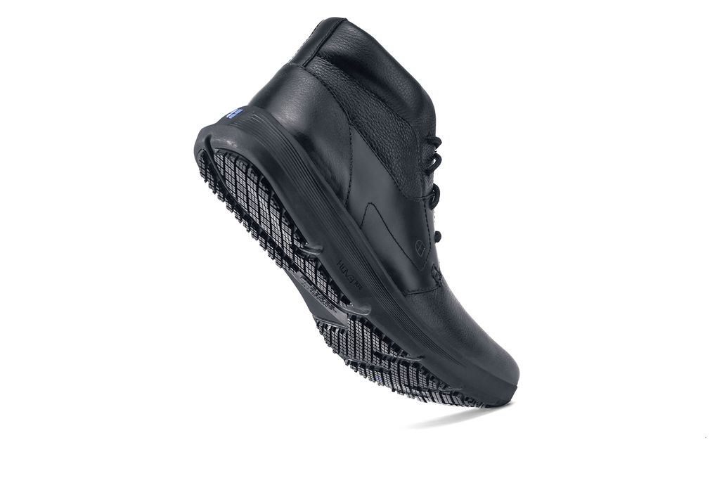99c464f24860 Holden - Men s Black - High Top Non-Slip Work Shoes - Shoes For Crews
