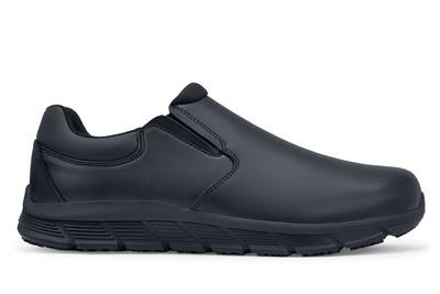 d4b3f6384d30 Cater II  Women s Black Slip-Resistant Work Shoe