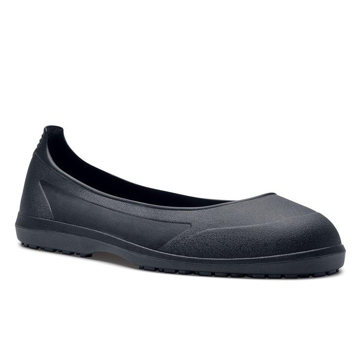 crewguard black slip resistant overshoes shoes for crews