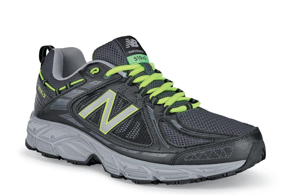 New Balance - 510V2 - Gray/Green