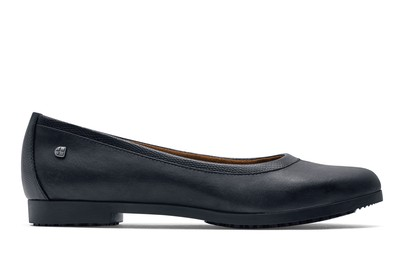 Kora - Women's / Black - Non-Slip Women's Dress Shoe - Shoes For Crews