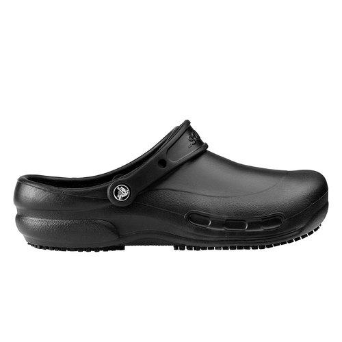 21c4a521a541 Crocs - Bistro SG - Black - Non-Slip Waterproof Work Clogs - Shoes For Crews
