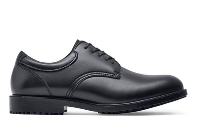 Cambridge - Black / Men's - Anti Slip Dress Shoes - Shoes For Crews - Canada