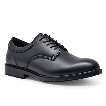 Cambridge - Black / Men's - Slip Resistant Dress Shoes For Men - Shoes For Crews