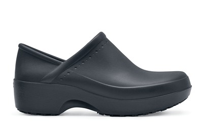 17bea14ee05823 Cobalt - Women s   Black - Comfortable Women s Non-Slip Work Clogs - Shoes  For