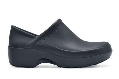 17bea14ee05823 Cobalt - Women s   Black - Comfortable Women s Non-Slip Work Clogs - Shoes  For