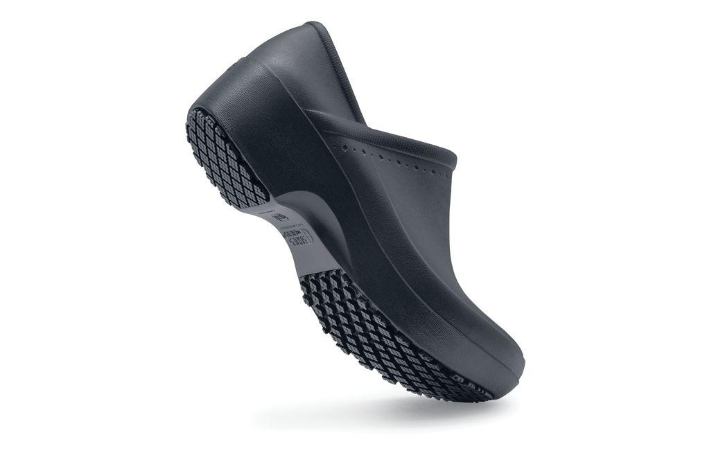 adfdeb51d059 Cobalt  Women s Black Slip-Resistant Work Clogs