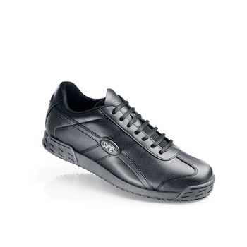Shoes For Crews - Freestyle - Black / Women's Anti Slip Athletic Shoes