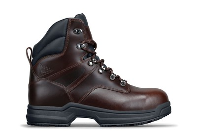 Mercury II - Men's / Black - Waterproof Non Slip Work Boots ...