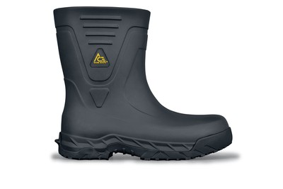 Bullfrog Pro II CT  Black Composite Toe Non-Slip Work Boots  f3927a73bacb4