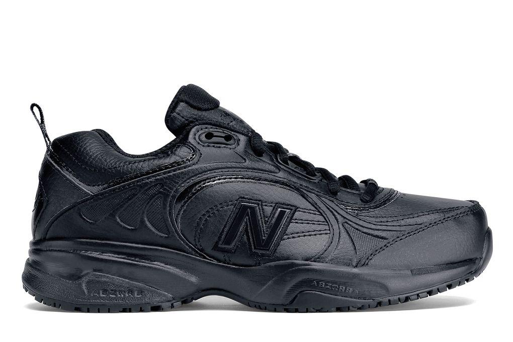 Diabetic Slip Resistant Work Shoes