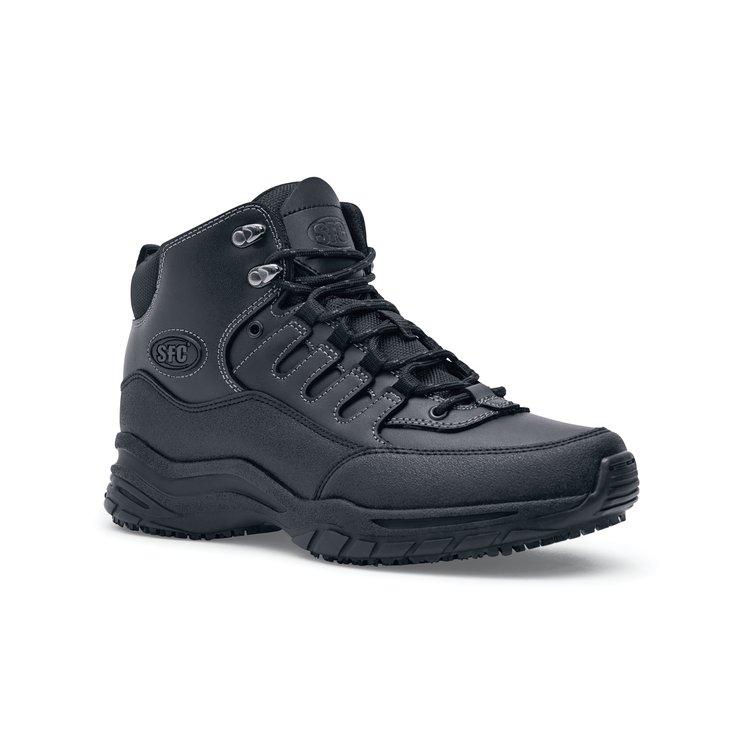 Xtreme Sport Hiker - Soft Toe - Black - Slip Resistant Work Boots ...