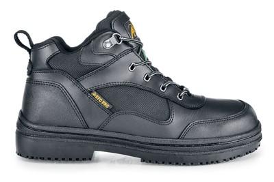Hornet - Steel Toe - Black / Men's - Non Skid Steel Toe Boots ...