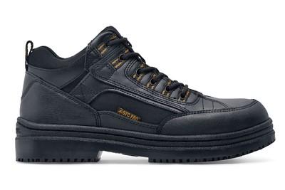 Voyager - Steel Toe - Black - Non Slip Steel Toe Work Boots ...