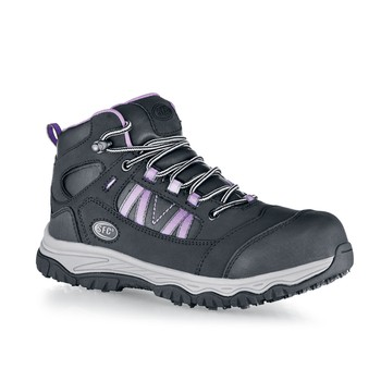 Jayde - Black / Women's - Waterproof Slip-Resistant Work Boots - Shoes For Crews