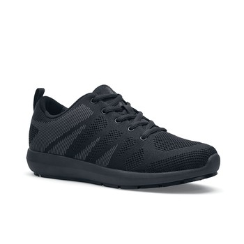 Shoes For Crews - Heather - Black / Women's No Slip Casual Shoes