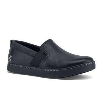 MOZO - Kai - Women's / Black - Non-Slip Restaurant Shoes - Shoes For Crews
