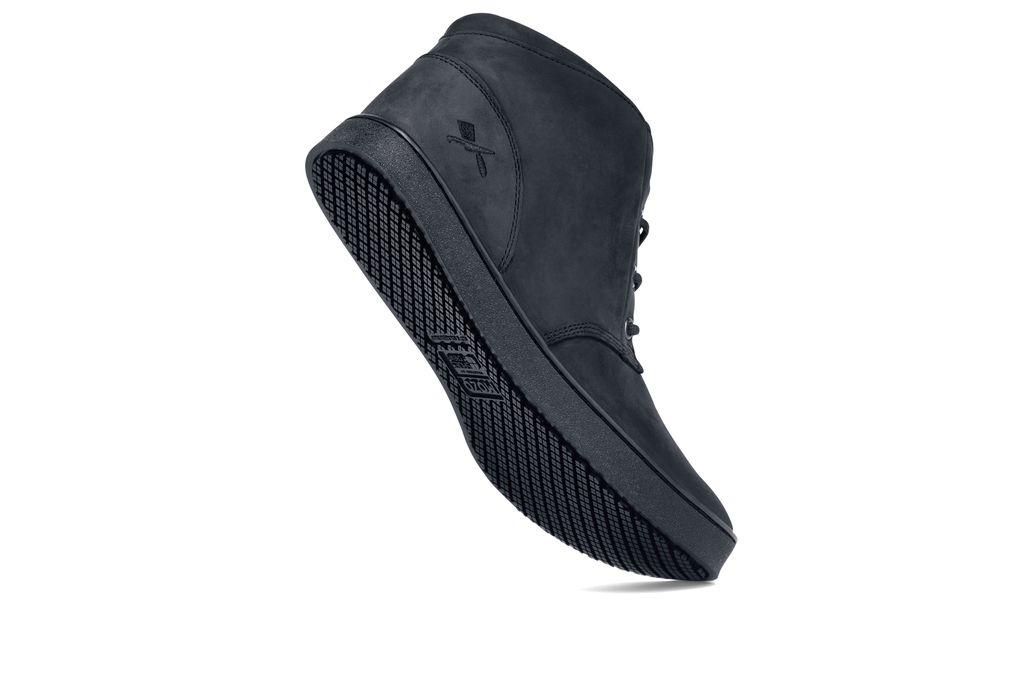 MOZO - Finn Chukka - Men s   Black - Slip-Resistant Chef Shoes - Shoes 501ae235a