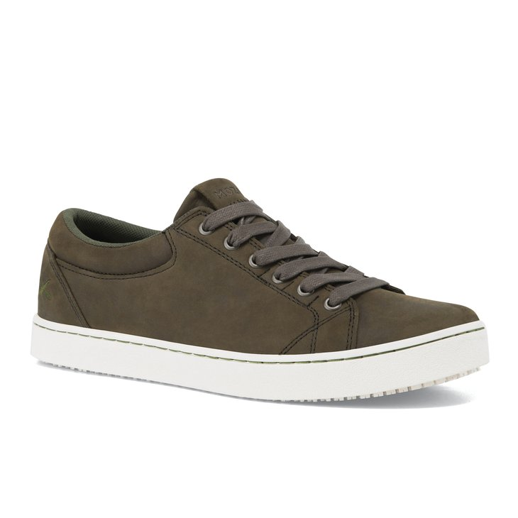 MOZO - Finn - Green / Men's - Slip-Resistant Chef Shoes - Shoes For Crews