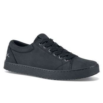 Mozo - Finn - Black / Men's Slip Resistant Casual Shoes