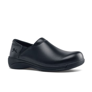 Mozo Forza Women S Black Slip Resistant Chef Shoes For