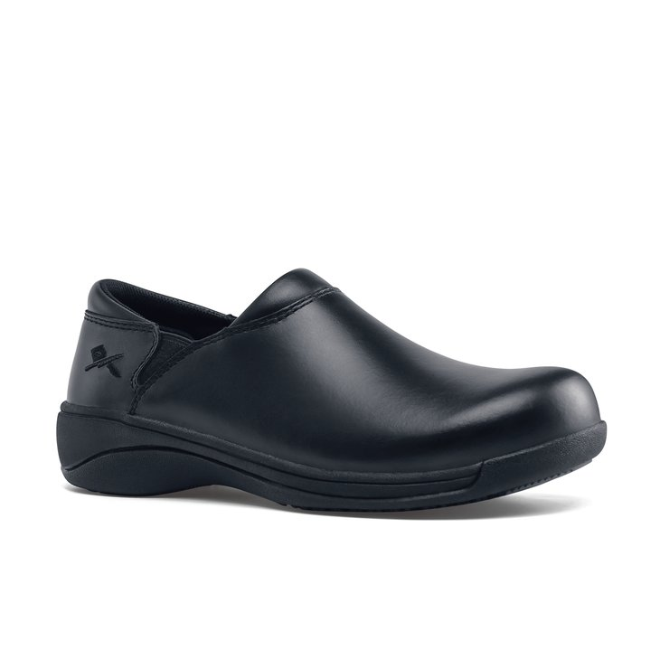MOZO - Forza - Women's / Black - Slip-Resistant Chef Shoes - Shoes For Crews
