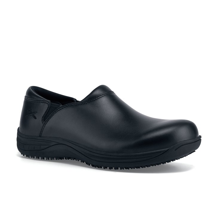 MOZO - Forza - Men's / Black - Slip-Resistant Chef Shoes - Shoes For Crews