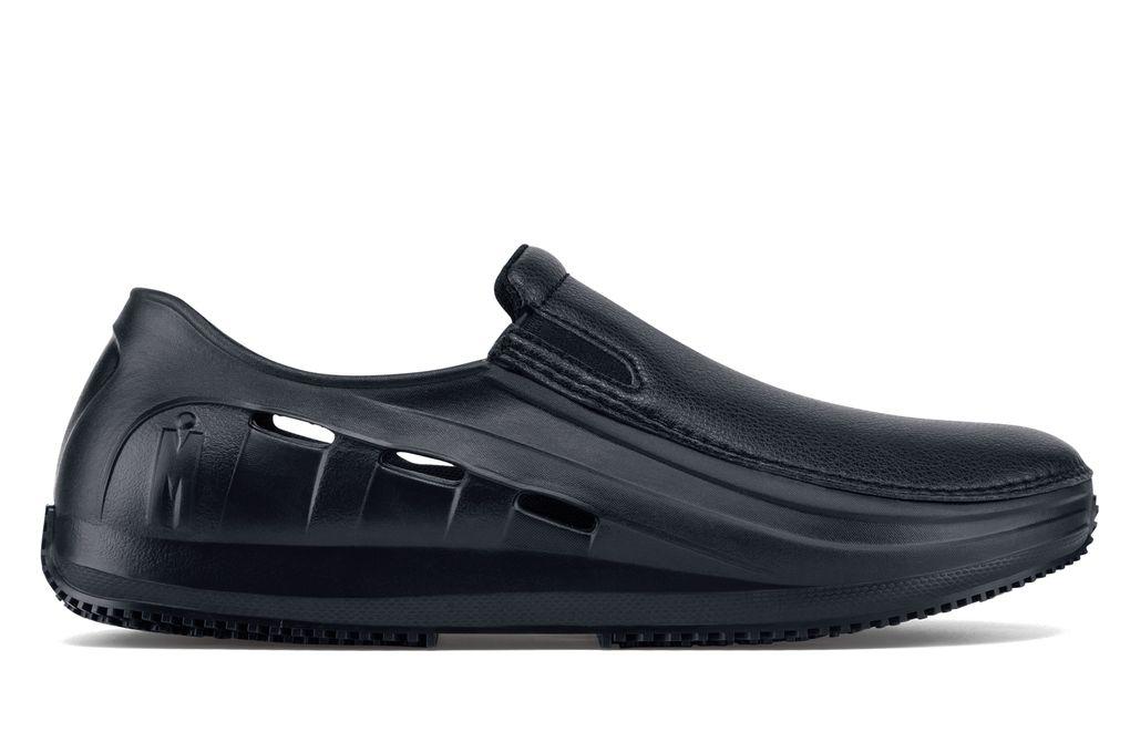 fa2c84790a5 MOZO - Sharkz - Men s   Black - Slip-Resistant Chef Shoes - Shoes .